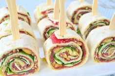 Carpaccio wraps | Laura's Bakery | Bloglovin'