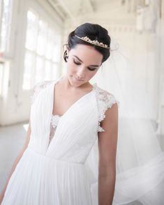 Muse of the Day: romantic, ethereal, and elegant. (link in profile to shop + read the blog post)