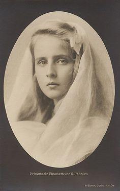 Princess Elisabeth of Romania.