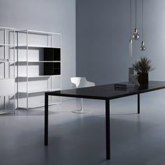 Minimal furniture design - minimalist interior - MDF Italia - Aram Store