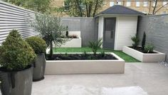 urban gardening - Michael Partridge Garden Design are a team of landscapers and landscape gardeners based in Harrogate Garden designers offering you creative and distinctive solutions for your garden Small Courtyard Gardens, Back Gardens, Small Gardens, Outdoor Gardens, Back Garden Design, Backyard Garden Design, Contemporary Garden Design, Landscape Design, Small Backyard Landscaping