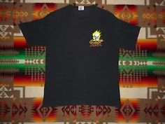vtg 1991 Marvel Comics Ghost Rider Shirt Size Large