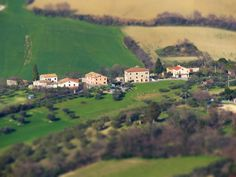 Cingoli, Marche, Italy - Countryside in spring By Gianni Del Bufalo CC BY-NC-SA