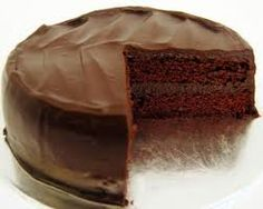 A Simple, Easy Chocolate Cake Recipe For Beginners
