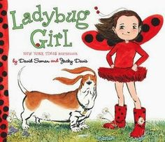 Her Reviews of Books, Movies, and Everything: Ladybug Girl by David Soman and Jacky Davis