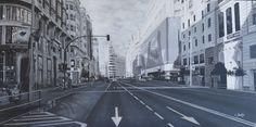 November in Madrid. carlos ferGo. 80 x 40