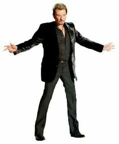 Johnny Halliday, Idole, Character, French, Rock, Scene Outfits, Singer, Universe, French Language