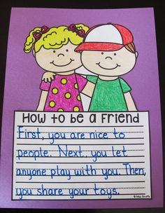 FREE writing craft activities with fun writing prompts that you just print and hand to students!!