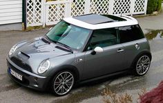 Mini Cooper S R53. Latest project. Working through a pesky limp issue.