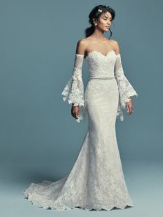 Courtesy of Maggie Sottero Wedding Dresses; www.maggiesottero.com