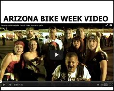 Arizona Bike Week VIDEO   Only a FEW DAYS before the 2014 AZBW ---- Watch the Video and get the Info, Bands, Rides, and Industry Celebrities at Lighting Customs  #ArizonaBikeWeek #AZBW
