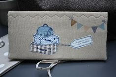 ... not only Teddy Bears ...: Porta documenti Etsy