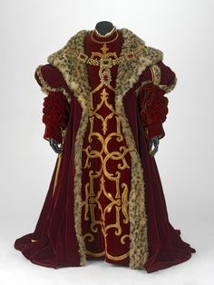 Costume for Stafford Dean as Alfonso d'Este in...