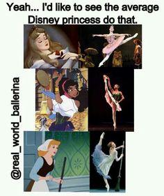 Take that, Disney's                                          Sleeping Beauty, Esmeralda, & Cinderella