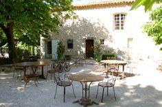 La Bastide de Moustiers, Provence, France.