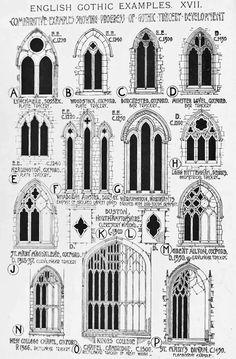 Architecture Windows, Art And Architecture, Architecture Details, Amazing Architecture, Gothic Style Architecture, Ancient Architecture, Gothic Windows, Arched Windows, Church Windows