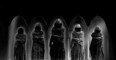 gray_dark_council_hooded_robed_abstract_figures_hd-wallpaper-746000-585x306.jpg (585×306)