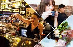 Here's How to Spend 24 Hours In Your City Brisbane, Melbourne, Sydney, Urban, Feelings, City, Restaurants, Australia, App