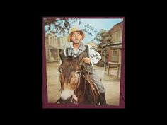 """Ever wonder why Festus rode a john mule and """"he"""" was named """"Ruth"""" in Gunsmoke? Here Ken Curtis tells the story in Festus' own words. The majority of photos used are actual photos from the Civil War. We hope that you enjoy it!"""