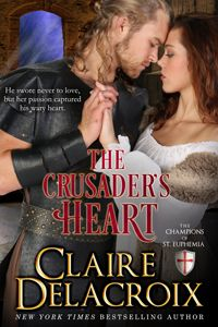 Book #2 in Claire Delacroix's The Champions of Saint Euphemia series of medieval romances.