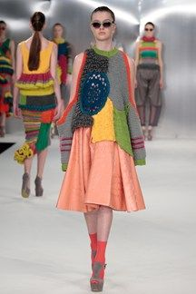 Elizabeth Mousley AW14/15 Graduate Collection