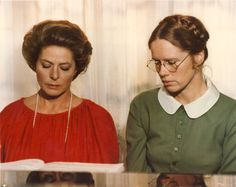 Ingrid Bergman and Liv Ullmann in Autumn Sonata Ingrid Bergman, Bergman Movies, Bergman Film, Scenes From A Marriage, Swedish Actresses, Movies Worth Watching, Documentary Film, Film Stills, Favorite Person