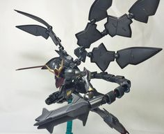 HG 1/144 Gundam Barbatos Ende - Customized Build     Modeled by  nyaito [ALC]