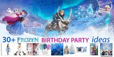 Frozen Birthday Party Ideas – Let It Go and Have Fun! Frozen Theme Party, Frozen Birthday Party, 4th Birthday Parties, Birthday Cakes, Birthday Ideas, 4 Year Old Girl, Popular Birthdays, Father Daughter Dance, 4 Year Olds