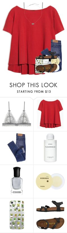 """I just accidentally posted a Donald Trump meme on my real insta account rip "" by classyandsassyabby ❤ liked on Polyvore featuring Max&Co., Cheap Monday, Byredo, Deborah Lippmann, Korres, Casetify, Birkenstock and Kendra Scott"