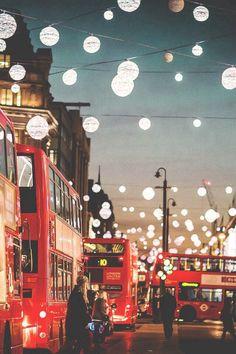 Oxford Street, London town