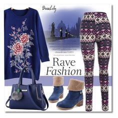"""Dresslily"" by mellie-m ❤ liked on Polyvore"