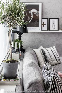 Grey living
