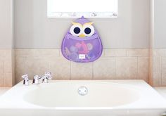 3 Sprouts owl bath storage