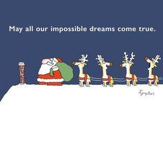 Sandra Boynton - A wish for everyone this Christmas week.