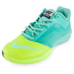The Nike Women's Lunar Ballistec Tennis Shoes are designed ...