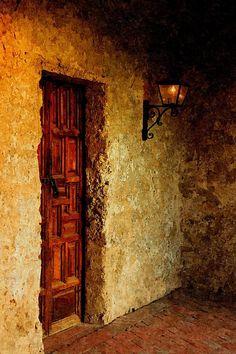quaint doors/images   Quaint Corner In Oil Digital Art by Sarah Broadmeadow-Thomas - Quaint ...