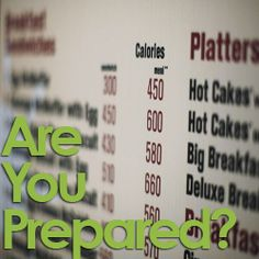 Are you as a restaurant owner prepared for the changes in menu labelling? Food Safety Expert John Laxson gives insight on some considerations that should be addressed as the deadline approaches.