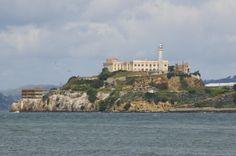 Alcatraz from San Francisco.