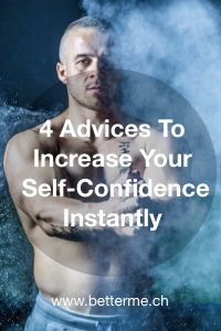 Do you sometimes lack self-confidence? Does this limit yourself in your professional or your personal life?  This week's article will give you 4 tips to boost your self-confidence in moments where you really need it!   http://www.betterme.ch/en/4-advices-increase-self-confidence/