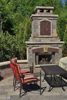 Fire Ring Bricks And Fire On Pinterest