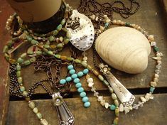 Make your own  gypsy jewelry
