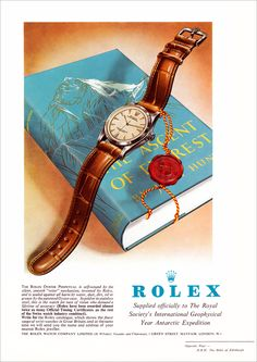 Welcome To RolexMagazine.com...Home Of Jake's Rolex World Magazine..Optimized for iPad and iPhone: Mount Everest