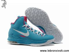 Best Gift Nike Zoom KD V 5 Jade Pink White Basketball Shoes Fashion Shoes Store
