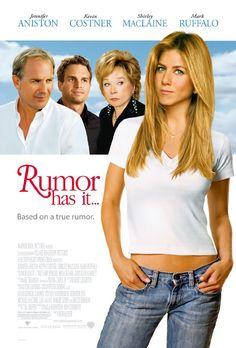 Rumour Has It...funny. I'd watch it again.