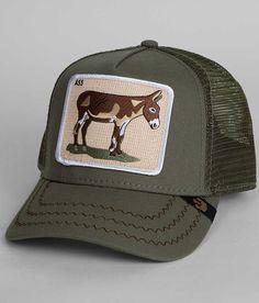 6beee1cae22 Goorin Brothers Donkey Trucker Hat - Men s Hats Mens Trucker Hat