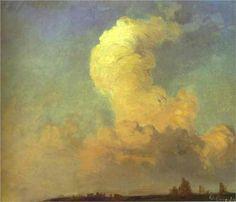 Cloud - Fyodor Vasilyev