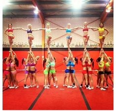 Colour coded stunt groups is such a good idea and it looks good to!