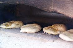 Glutenfrei Kreativ: Pizzabrötchen aus dem Steinofen