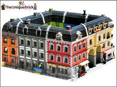 """Résultat de recherche d'images pour """"moc lego instruction building"""""""