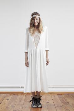 Une magnifique robe de mariée - Orlane Herbin - Collection wedding 2015